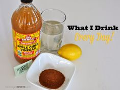 mommy in SPORTS: What I Drink Every Day!
