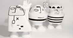 federico babina turns legendary architects into humorous handcrafted ceramic figurines   Netfloor USA