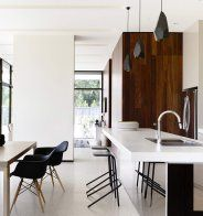 Une cuisine américaine lumineuse - Marie Claire Maison
