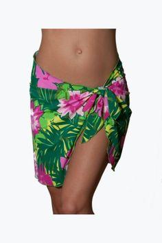 Bikini Swimwear, Swimsuits, Bikinis, Cover Up, Lotus, Sarongs, Sky, Blue, Detail