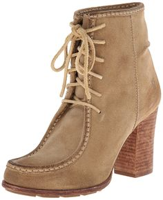 FRYE Women's Parker Moc Short Boot *** This is an Amazon Affiliate link. Continue to the product at the image link.
