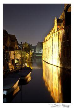 Brugge Reflections, Bruges
