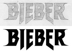 Illustrator Mark Riddick and designer Jerry Lorenzo give an inside look at the processo of creating the Justin Bieber Purpose Tour logos.