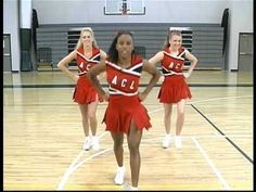 Use this fun Warm Up before your begin your Cheerleading Practice! CheerleadingInfoCenter.com