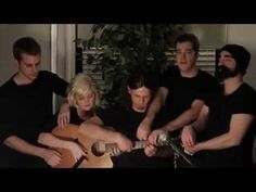 5 People 1 Guitar Parody - Somebody That I Used To Know - Gotye