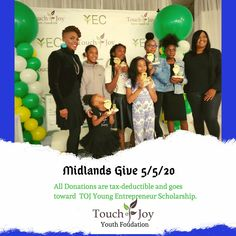 Balloon Bouquet Delivery, Board Member, Young Entrepreneurs, Tax Deductions, Financial Literacy, Happy Tuesday, Non Profit, Entrepreneurship, Leadership
