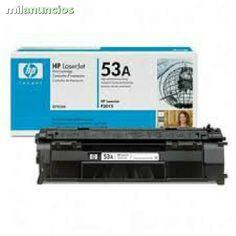 T�ner negro original alta capacidad HP Q7553X. Rendimiento: 7.000 p�ginas. Nuevo en su embalaje original. Env�o gratis a pen�nsula. V�lido para las impresoras laserjet p2010 series/ p2014/ p2015/ p2015 d/ p2015 dn/ p2015 n/ p2015 x laserjet multifunci�n m