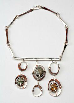 David Jones, jewelry artist; artist.