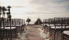 Oceanfront Wedding in Southern California