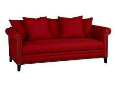Jonathan Louis Sofa. Available to custom order at Mathis Brothers Furniture in Tulsa, OK. Please ask for Dessie at the reception desk.