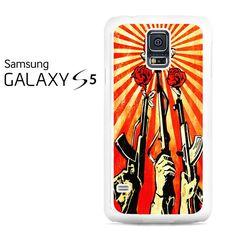 Shepard Fairey Guns And Roses Samsung Galaxy S5 Case