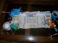 DADDY DIAPER DOODY CHANGING BELT ... diaper changing toolkit ... LOVE IT