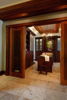 OMG - make the office into a dressing room/closet!  access through bathroom...  A dream???