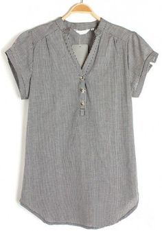 Love this. As long as it doesn't have to be ironed and it's not a material that shows sweat stains.