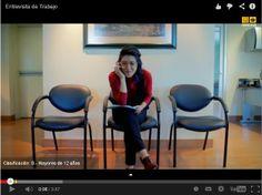 ¿Qué estás dispuesto a hacer en una entrevista de trabajo? #novedad para reírse y reflexionar sobre la importancia de este momento tan importante para todos! http://www.estimulando.com/video/390