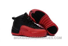 Buy 2016 Discount Nike Air Jordan 12 XII Kids Basketball Shoes Black Red Child Sneakers from Reliable 2016 Discount Nike Air Jordan 12 XII Kids Basketball Shoes Black Red Child Sneakers suppliers. Jordan Shoes For Kids, Air Jordan Basketball Shoes, Cheap Jordan Shoes, New Jordans Shoes, Michael Jordan Shoes, Nike Air Jordans, Kids Jordans, Air Jordan Shoes, Jordan Swag