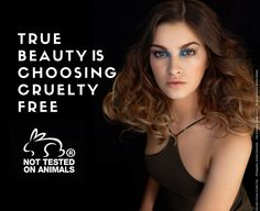 April News > Get the Look Choose Cruelty Free