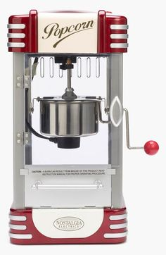 'Retro Series' Kettle Popcorn Maker available at #Nordstrom