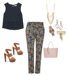 """Flower power"" by brtnynchl on Polyvore"