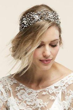 Acessórios de casamento: coroa de noiva