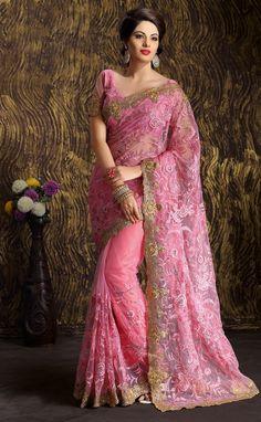 Pretty Colourful Saree