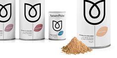 #houseofpackaging | Nature Paint Packaging Designed by B Studio, UK