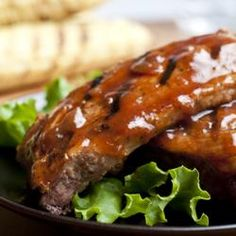 Campbell's(R) Honey Barbecued Ribs