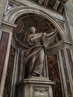 saint veronica st peter's basilica   wellness around the world: the european edition / ITALY
