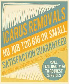cabin pressure | Icarus Removals