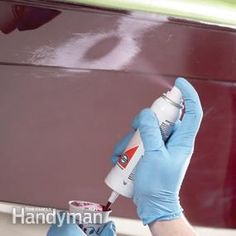 A repair pro shows you how to make invisible fixes for scuffs, dents and scratches in fiberglass boats and other fiberglass items. You'll save a ton of money if you're patient and use the proper tools.
