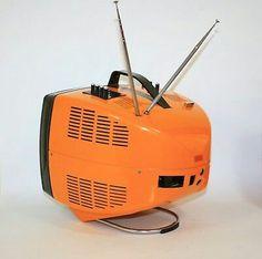 Körting Neckermann - '70 Vintage Television, Vintage Tv, Old Tv, Tvs, Industrial Design, Consumer Electronics, Gadgets, Retro, Mini