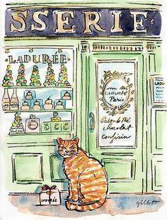 paris breakfasts: Macaron Soiree