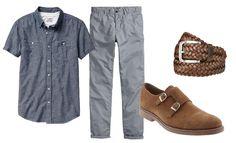 Short-Sleeve Button-Down Shirt: http://effortlessgent.com/five-ways-short-sleeve-shirt/