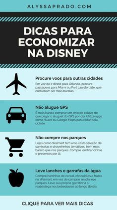 9 Tips to Help You Save on Disney and Orlando- 9 Dicas para te ajudar a economizar na Disney e Orlando Disney - Travel Blog, New Travel, Cheap Travel, Travel Goals, Travel Tips, Travel Hacks, Travel Essentials, Walt Disney World, Disney Disney