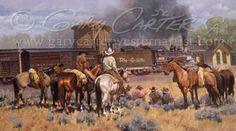 Gary Carter Gary Carter, Western Art, Native American Art, Various Artists, Westerns, Horses, Painting, Animals, Animales
