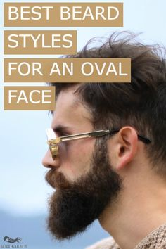 If you have an oval face shape, then growing a beard is most probably indeed a great idea. Pretty much all beard styles are the best beard styles for oval faces. Oval Face Men, Oval Face Shapes, Oval Faces, Older Mens Hairstyles, Face Shape Hairstyles, Cool Hairstyles, Long Hairstyle, Beard Styles For Men, Hair And Beard Styles