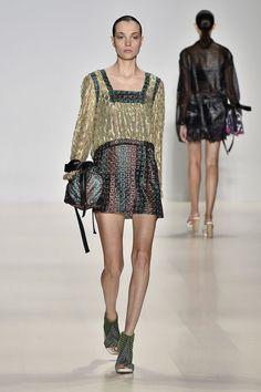 Custo Barcelona at New York Fashion Week Spring 2015 - StyleBistro