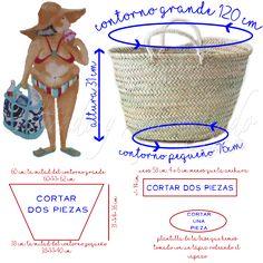 cosiendo y aprendiendo: Capazo Pom Pom / Rums #29/16