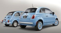 The Fiat 500 1957 Edition Is Your Newest Retro Fantasy