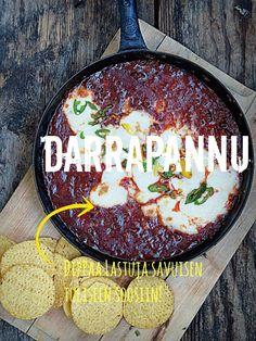 Seuraavan aamun pelastus / spicy hangover pan