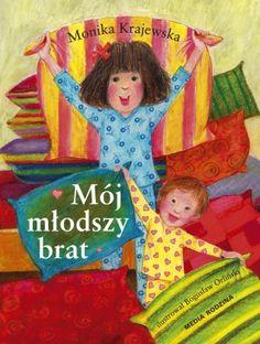 Mój młodszy brat - Wydawnictwo Media Rodzina - Książki, Audiobooki, eBooki