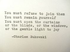 typewriter quote - Google Search