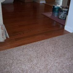 Best An Easy Way To Transition Carpeted Stairs Into Laminate Or 400 x 300
