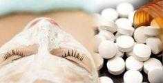 Truque caseiro: peeling de Aspirina para uma pele sem manchas, cicatrizes e acne | Cura pela Natureza