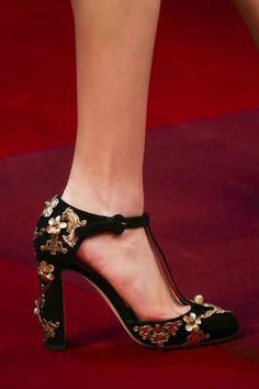 Dolce and Gabbana Milan Fashion Week
