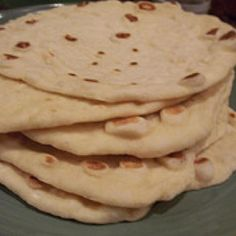 """Bread - Coconut """"Titiyas"""" (like naan, island-style) Recipes With Flour Tortillas, How To Make Tortillas, Homemade Flour Tortillas, Tortilla Recipes, Coconut Flour Tortillas, Guam Recipes, Mexican Food Recipes, Cooking Recipes, Diet Recipes"""