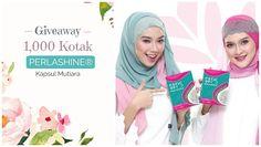 Giveaway 1,000 Kotak PERLASHINE® Kapsul Mutiara