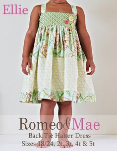 Patterns for dresses- I have some MJC buttons I'd love to do on a dress like this