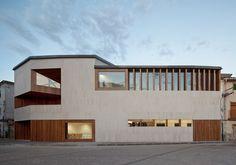 On Diseño - Proyectos: Ayuntamiento de Escatrón