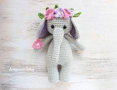 Kijk wat ik gevonden heb op Freubelweb.nl: een gratis haakpatroon van Amigurumi Today om deze lieve olifant te maken https://www.freubelweb.nl/freubel-zelf/gratis-haakpatroon-olifant-6/